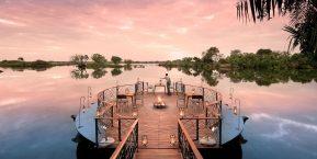Thorntree River Lodge, Victoria Falls