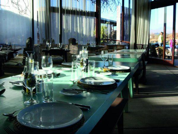 Tierra Atacama Hotel and Spa Dining