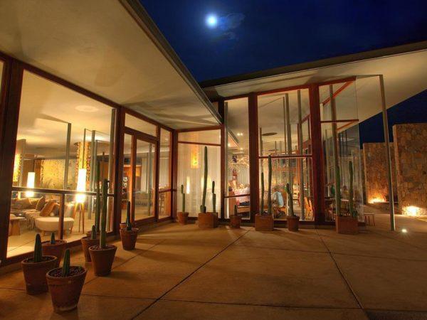 Tierra Atacama Hotel and Spa Lobbi Interior