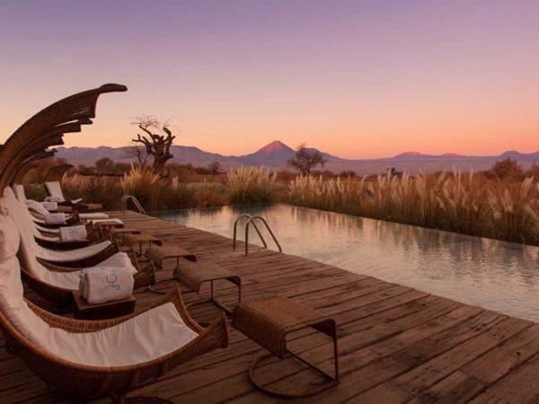 Tierra Atacama Hotel and Spa Pool