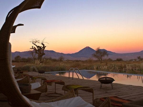Tierra Atacama Hotel and Spa Pool View