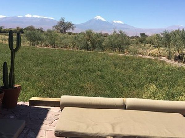 Tierra Atacama Hotel and Spa Yoga View