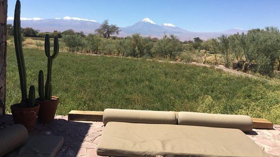 Tierra Atacama Hotel and Spa Yoga View