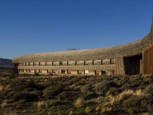 Tierra Patagonia Hotel And Spa Exterior