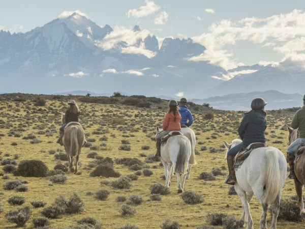Tierra Patagonia Hotel And Spa Horse Riding