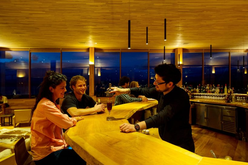 Tierra Patagonia Hotel And Spa The Bar