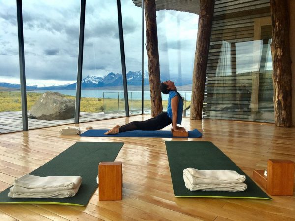 Tierra Patagonia Hotel And Spa yoga
