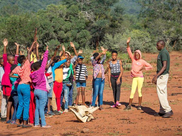 Tintswalo At Lapalala Wilderness Child Activities