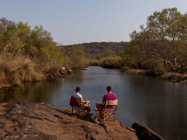 Tintswalo At Lapalala Wilderness Fishing on The Palala River