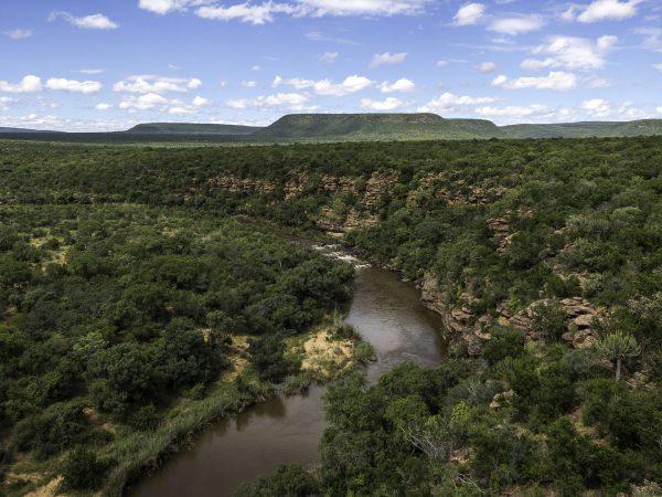 Tintswalo At Lapalala Wilderness Outside Area