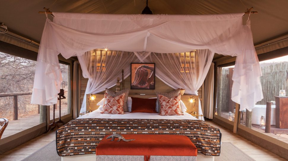 Tintswalo At Lapalala Wilderness Family Suite