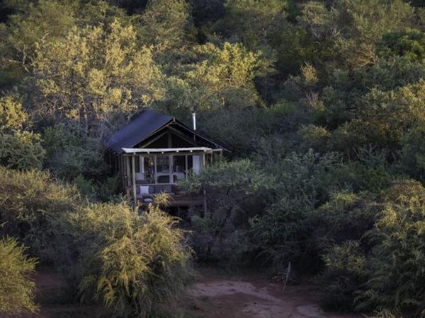 Tintswalo At Lapalala Wilderness Lobby View