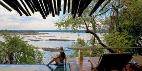 Tongabezi Lodge, Victoria Falls