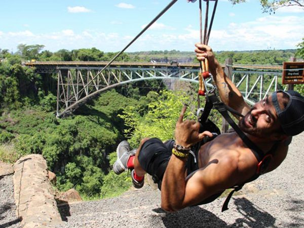 Victoria Falls Hotel Adrenaline Activities