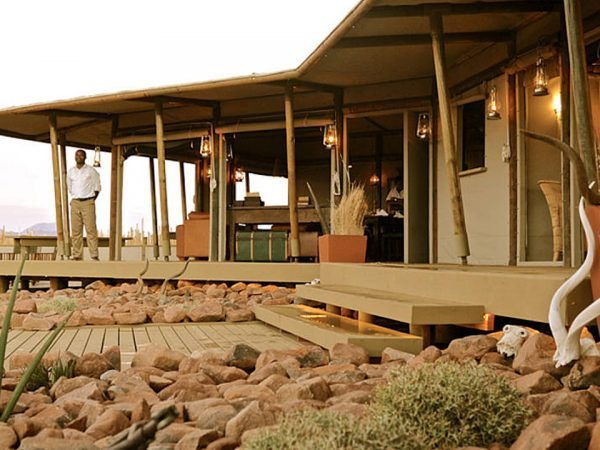 Wolwedans Dunes Lodge Lobby
