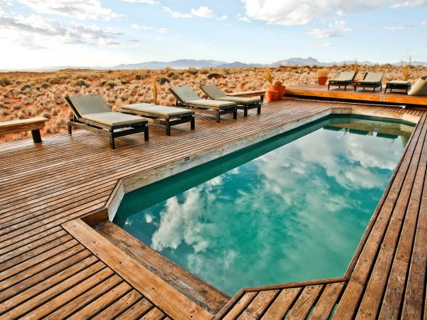 Wolwedans Dunes Lodge Namibia Pool