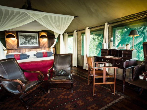 selinda camp great plains conservation