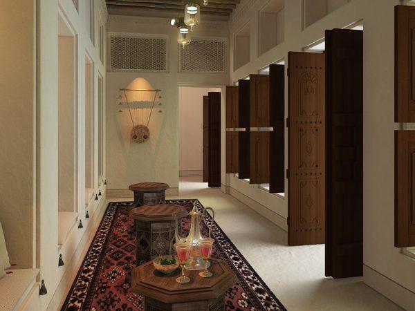 Al Bait Sharjah Lobby