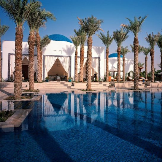 Amara Spa Pool Park Hyatt Dubai