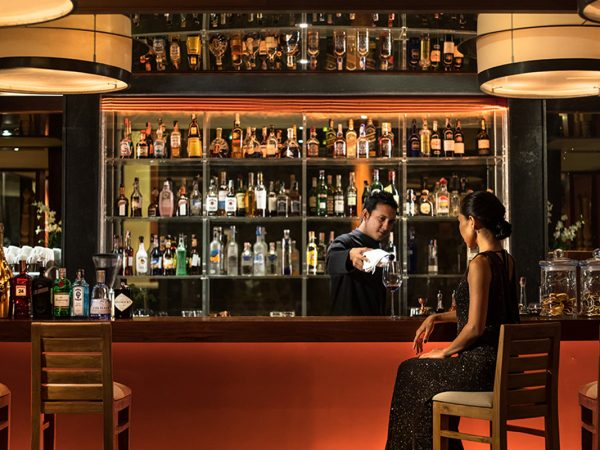 Andara Resort And Villas Bar