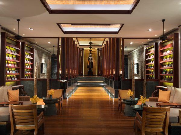 Andara Resort And Villas Lobby
