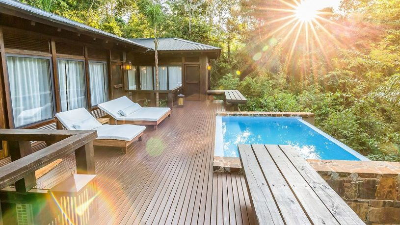 Awasi Iguassu Falls Master Villa Pool