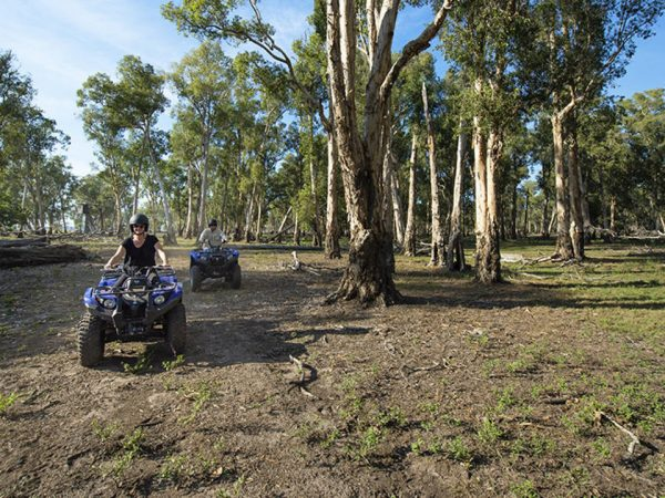 Bamurru Plains Quad Bike Tours