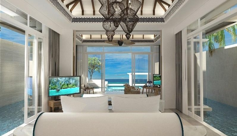 Banyan Tree Krabi Suite Bedroom