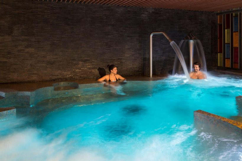 Barriere Les Neiges Courchevel The Diane Barriere Spa