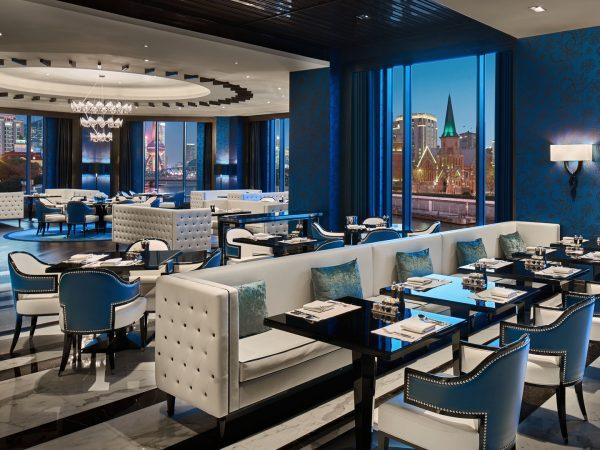 Bellagio Shanghai Cafe Bellagio