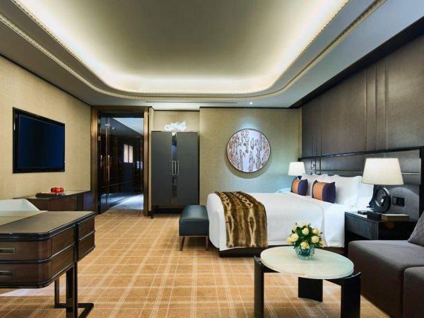 Bellagio Shanghai Deluxe King Room