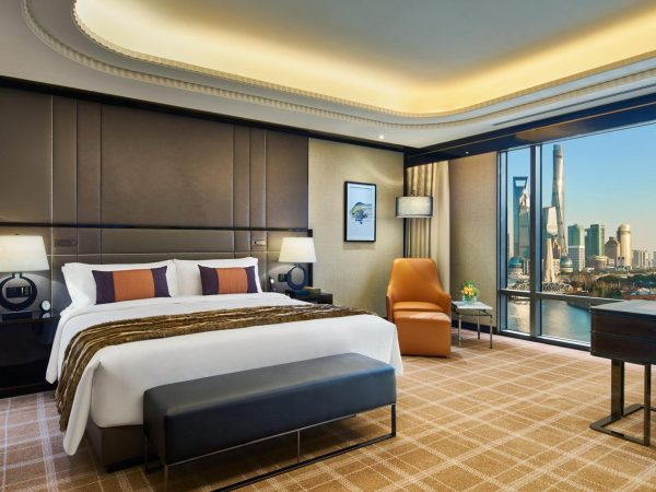 Bellagio Shanghai Deluxe River King Room