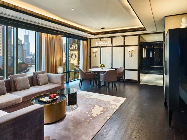 Bellagio Shanghai Deluxe Suite