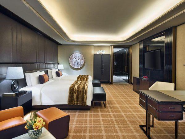 Bellagio Shanghai Deluxe Twin Room