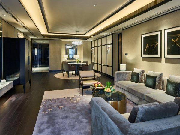 Bellagio Shanghai Executive Suite