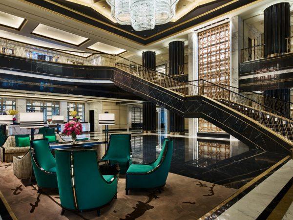 Bellagio Shanghai Hotel Lobby
