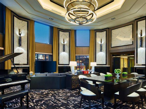 Bellagio Shanghai Presidential Suite