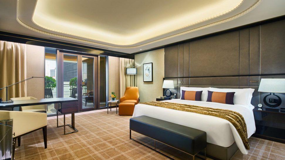 Bellagio Shanghai Terrace King Room