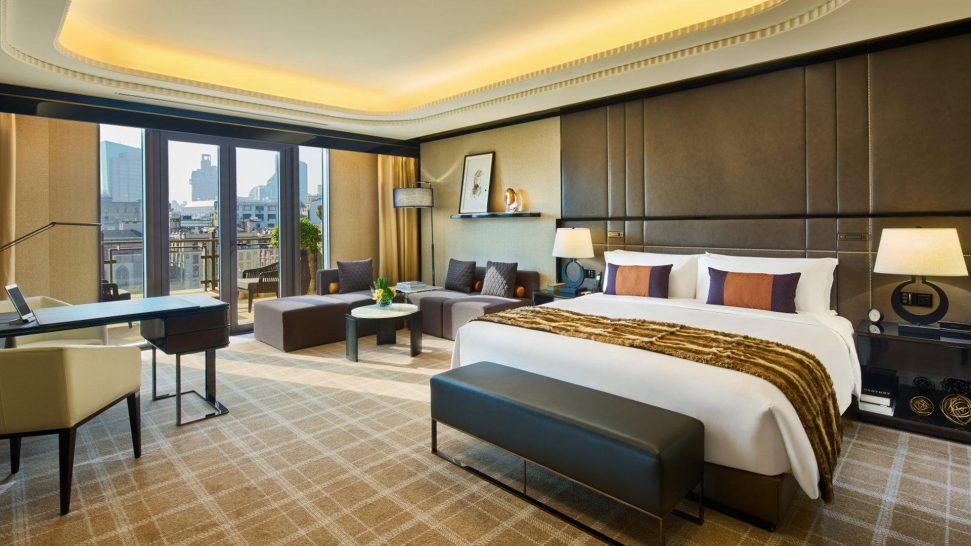 Bellagio Shanghai Terrace River King Room