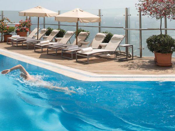 Belmond Miraflores Park Poutdoor Pool