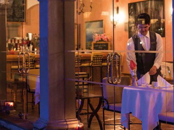 Belmond Palacio Nazarenas Senzo Restaurant