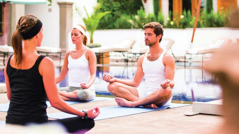 Belmond Palacio Nazarenas Yoga
