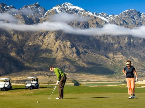 Blanket Bay Lodge Golf