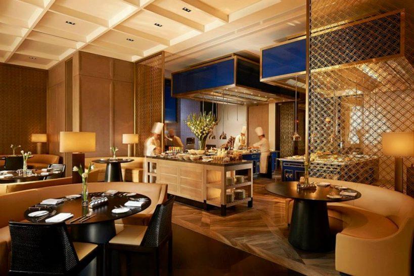 Brasserie 1893 restaurant Waldorf Astoria Beijing
