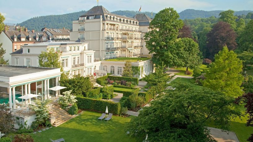 Brenners Park Hotel and Spa Baden Baden