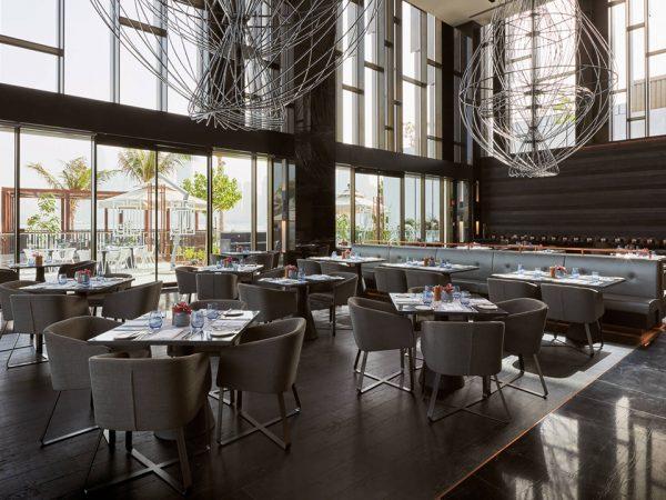 Caesars Palace Bluewaters Dubai Cleos Table