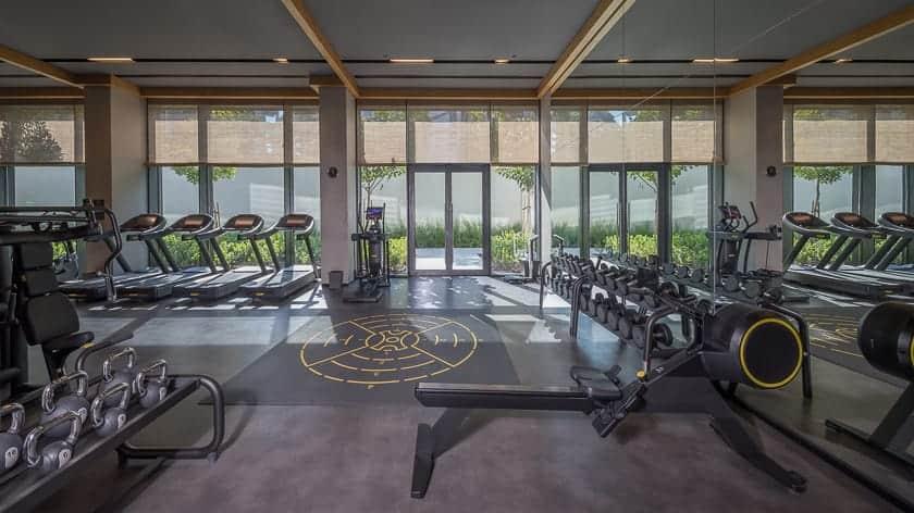 Caesars Palace Bluewaters Dubai Fitness Center