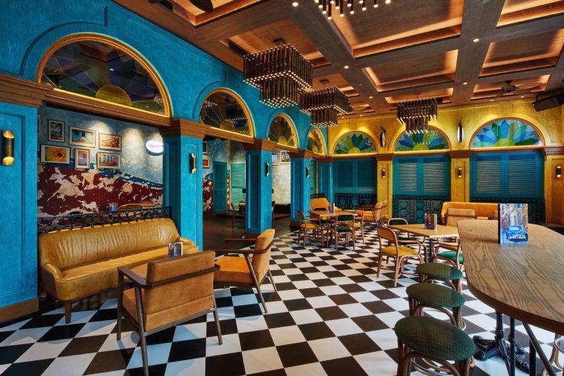 Caesars Palace Bluewaters Dubai Havana Social Club
