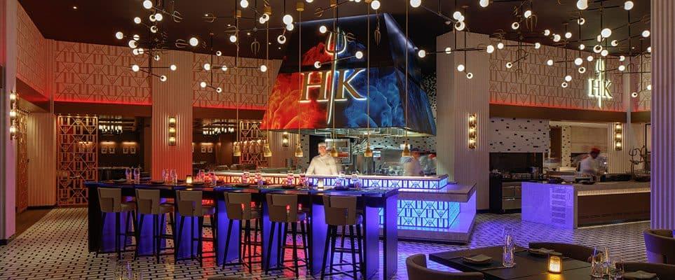 Caesars Palace Bluewaters Dubai Hell's Kitchen