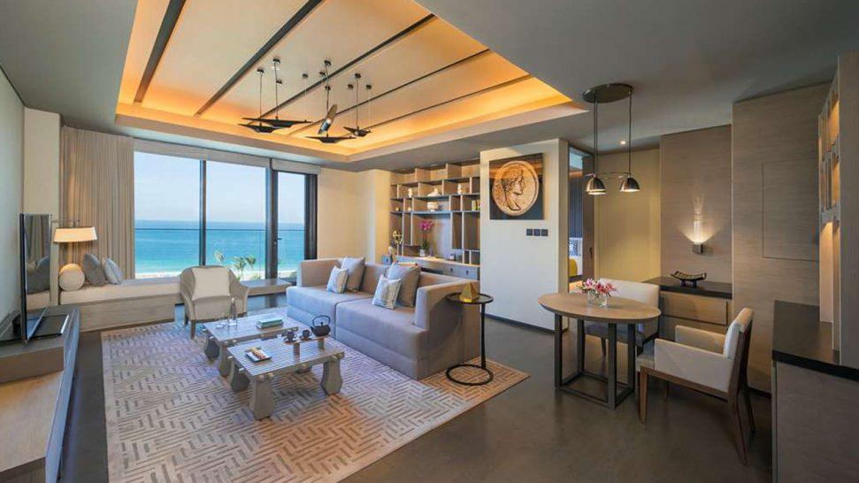 Caesars Palace Bluewaters Dubai One Bedroom Ocean Suite